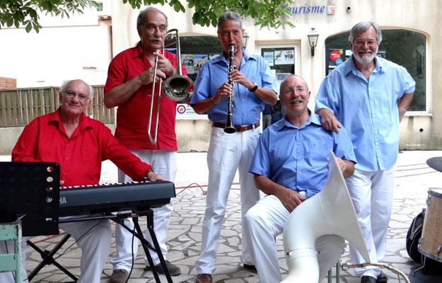 Jazz au caf de france avec fox a swing ste maxime - Cafe de france sainte maxime ...